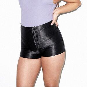 American Apparel Disco Shorts Black